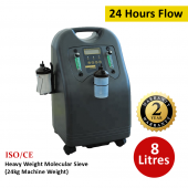 High Purity Oxygen Concentrator 8 Litre CMWHO8L