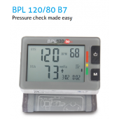 BPL 120/80 B7 Wrist type Blood Pressure Monitor
