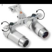 HEINE HRP High Resolution Prismatic Binocular Loupe 4x magnification