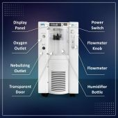 BPL OXYGEN CONCENTRATOR OXY 5 NEO