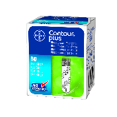 Contour Plus Test Strips (Box of 50)