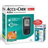 Accu-Chek Active Meter (10 strips free)