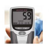 Accurex HbA1C meter