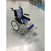 Classic Wheel Chair -1008 (Aluminium)