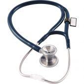 MDF Classic Cardiology Dual Head Titanium Stethoscope- Navy Blue (Abyss) (MDF797T04)