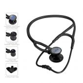 MDF ProCardial ERA Lightweight Cardiology Dual Head Stethoscope- All Black (MDF797XBO)