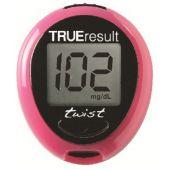 Nipro TRUEresult Twist kit Pink colour BG monitor