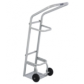 CLASSIC OXYGEN CYLINDER TROLLEY - MEDIUM