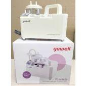 Yuwell Portable Phlegm Suction Unit, Model 7E-A