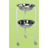 Two Tier Bowl Stand
