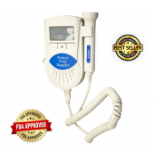 Contec Pocket Fetal Doppler Sonoline A with 2 MHz Probe
