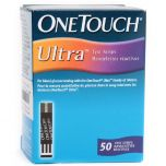 OneTouch Ultra® Test Strips™(Box of 50)