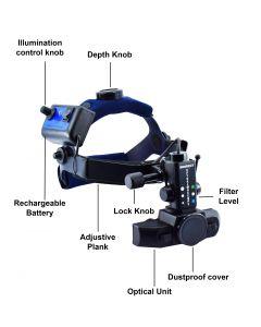 ESC Indirect Ophthalmoscope Wireless LED