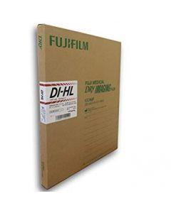 """Fuji Dry Imaging Film (DI - HL Laser) 10"""" x 12"""" - 150 Sheets"""
