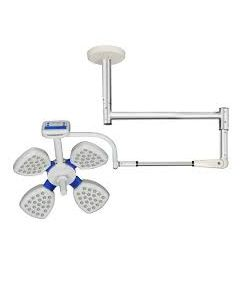LED OT light Single Dome 4 reflector