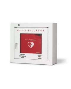 AED wall mount cabinet (CR)