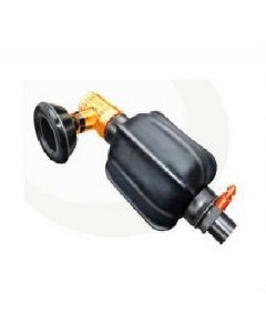 Black Rubber Resuscitator (Autoclave)