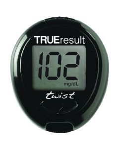 Nipro TRUEresult Twist kit Black colour BG monitor