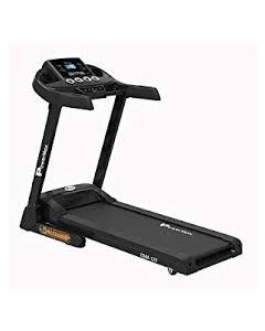 Powermax TDM-125 Semi-Auto Lubricating Treadmill with Android & iOS App