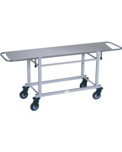 Premium Stretcher Trolley Ss Complete Cw-18A