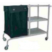Classic Linen Change Trolley With Canvas Bag