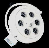 Ventek LED Surgical Light Apex 6 Single Dome