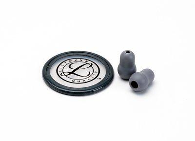 3M Littmann Spare Parts Kit - Master Classic Stethoscopes - Grey 40023