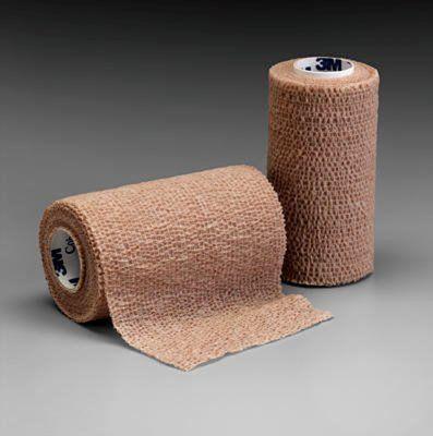 Coban Wrap 1586, 6 inch x 5 yard, Box of 12
