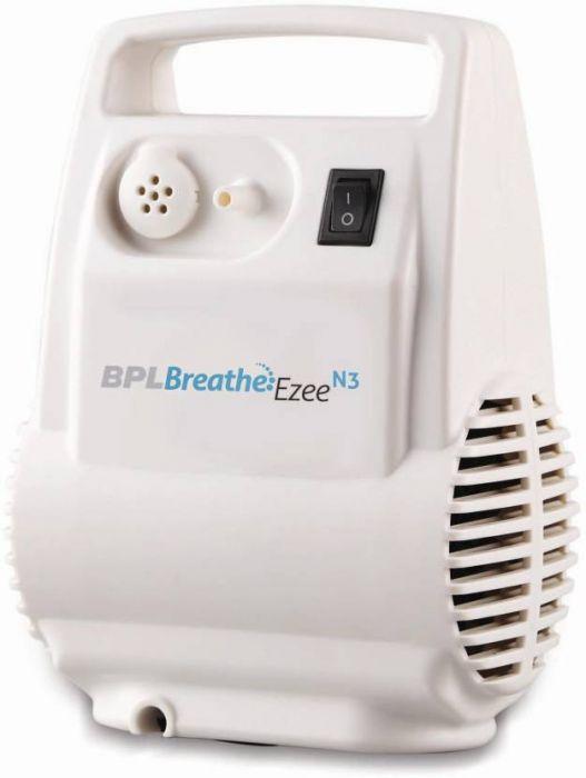 BPL Compressor Nebulizer Breathe Ezee N3