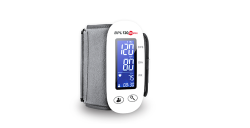BPL Tubeless Bluetooth BP Monitor BT02