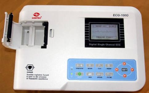 Contec Single Channel ECG Machine 100G