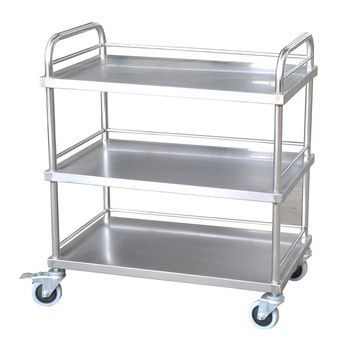 Classic Instrument Trolley S.S 15