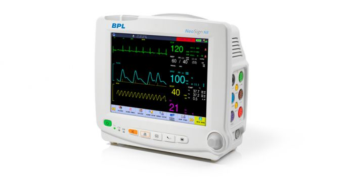 BPL Patient Monitor NeoSign N8