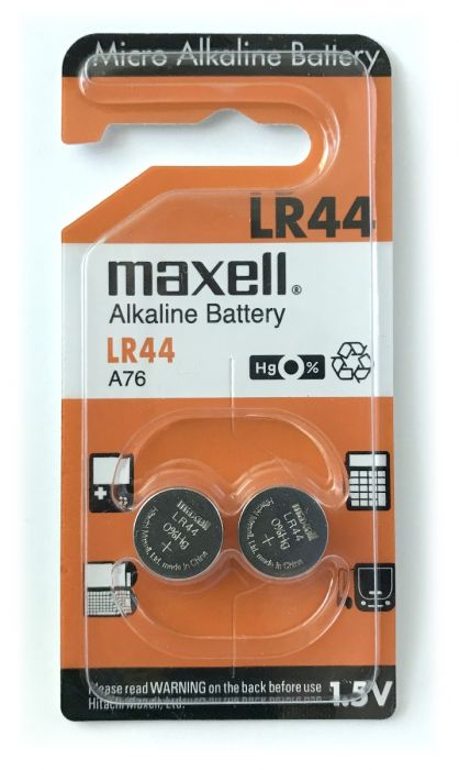 Cochlear Kanso LR44 Disposable Batteries P741235