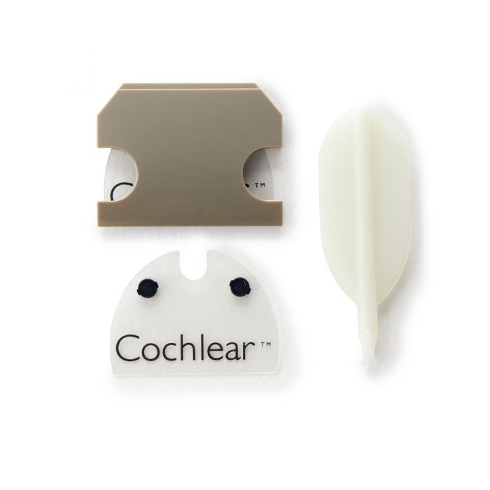 Cochlear Microphone Protector Kit CP950 Pack of 4 P743057